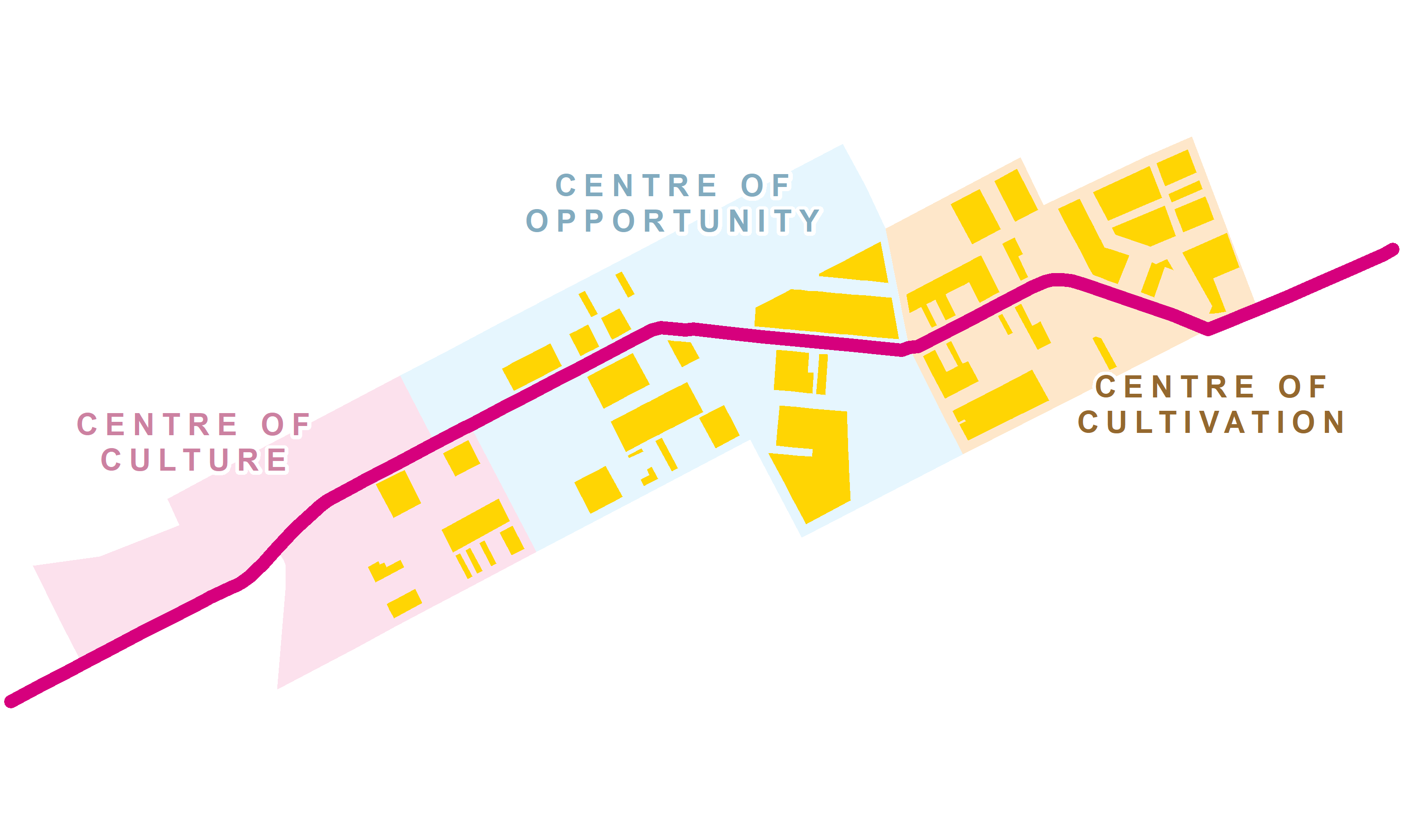 Centre Avenue map