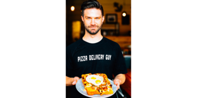 Chef Pete Tolman of Iron Born