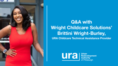 Wright Childcare Solutions Owner and Executive Director Brittini Wright-Burley